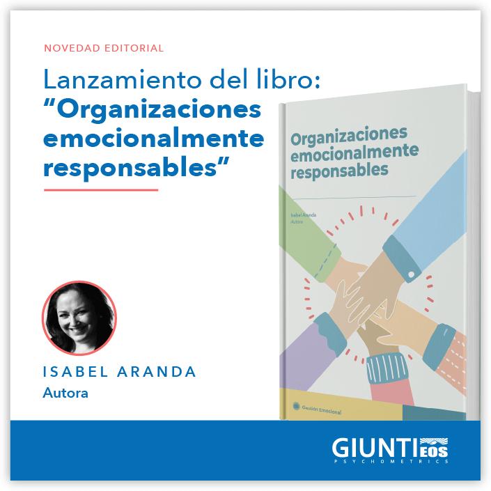 Lanzamiento del libro 'Organizaciones Emocionalmente Responsables'