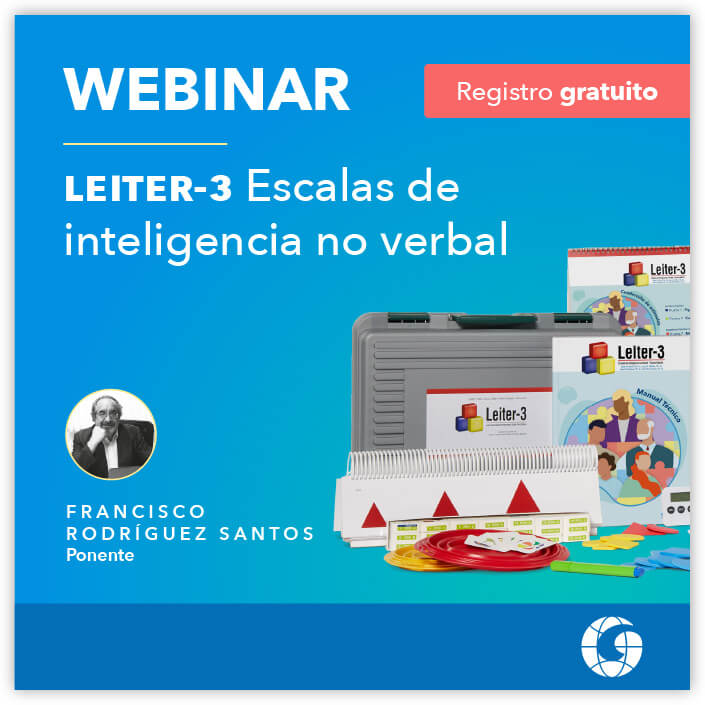 Webinar Gratuito - Leiter-3 | 04-02-2021