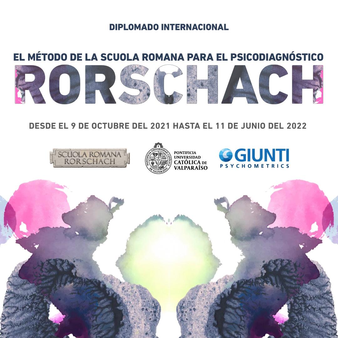 Diplomado Internacional Rorschach