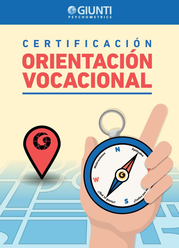 Certificación en Orientación Vocacional